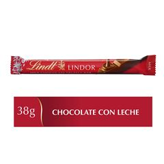 Barra de Chocolate Stick Milk de 38 gramos Lindt - Sanborns