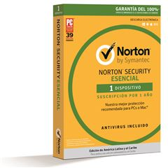Anti Virus Norton Security Esencial - Sanborns
