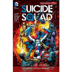 Comic Suicide Scuad Vol 2 Basilisk Rising - Sanborns