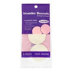 Esponjas redondas Wonder Rounds 00700 - Sanborns