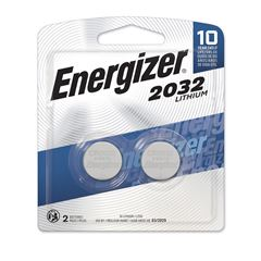 Pila Energizer 2032 Litio BP2 C/2 - Sanborns
