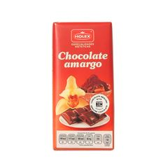 Chocolate Amargo de Dieta 100g Holex - Sanborns