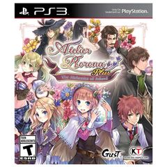 PS3 Atelier Rorona Plus The Alchemist PlayStation 3 - Sanborns