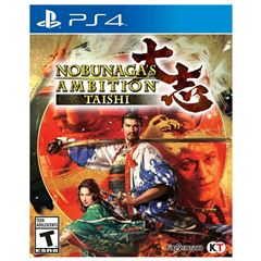 Nobunaga's Ambition Taishi PlayStation 4 - Sanborns