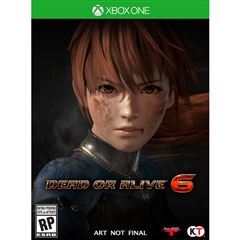 Xbox One Dead or Alive 6 - Sanborns