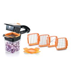 Cortador Color Naranja Nicer Dicer Quick - Sanborns