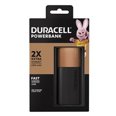 Power Bank Duracell 6700 MAH 2X - Sanborns