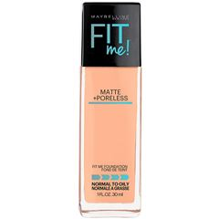 Base de Maquillaje Fit Me Matte Maybelline 235 Pure Beige - Sanborns