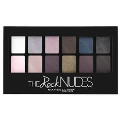 Eye Shadow Palette The Rock Nudes - Sanborns