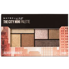 Paleta de Sombras City Mini Maybelline Rooftop Bronzes - Sanborns