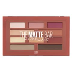Maybelline Pallette Matte bar eyeshadow - Sanborns