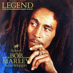 CD Bob Marley - Legend: The Best Of Bob Marley And The Wailers - Sanborns