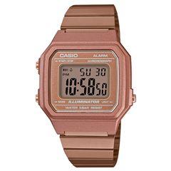 Reloj Casio Unisex Vintage Rosa Para Dama - Sanborns