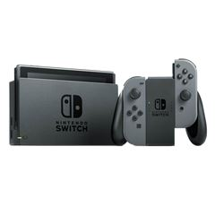 Consola Nintendo Switch Gris - Sanborns