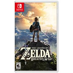 Nintendo Switch The Legend Of Zelda - Sanborns