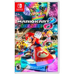 Nintendo Switch Mario Kart 8 Deluxe - Sanborns