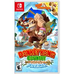 NSW Donkey Kong Country Tropical Freeze - Sanborns