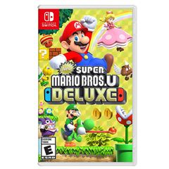 NSW New Super Mario U Deluxe - Sanborns