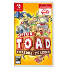 NSW CaptainToad Treasure Tracker - Sanborns