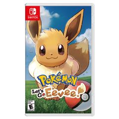 NSW Pokémon: Let´s Go, Eevee! - Sanborns