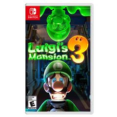 Luigi's Mansion 3 Nintendo Switch - Sanborns