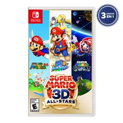 Super Mario 3D All Stars NSW - Sanborns
