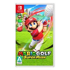 NSW Mario Golf Super Rush - Sanborns
