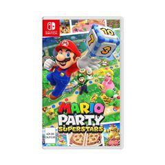 Preventa NSW Mario Party Superstars - Sanborns