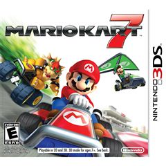 3DS Mario Kart 7 - Sanborns