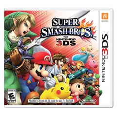 3DS Super Smash Bros - Sanborns