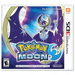 3DS Pokemon Moon - Sanborns