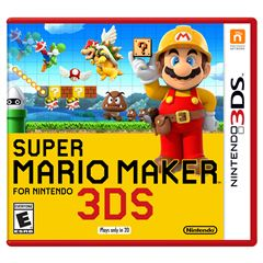 3DS Super Mario Maker - Sanborns
