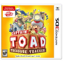 3DS CaptainToad Treasure Tracker - Sanborns