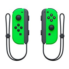 Control Nintendo Switch Joy-Con L R Verde Neón - Sanborns