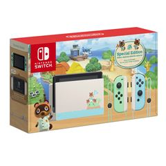 Consola Nintendo Switch Edición Animal Crossing - Sanborns