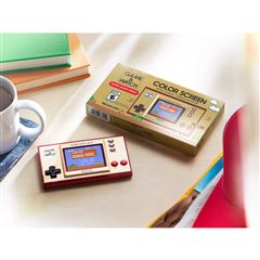Consola Classic Game And Watch Super Mario - Sanborns