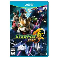 Wii U Star Fox Zero - Sanborns