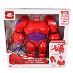 Big Hero 6 Baymax Deluxe con Hiro - Sanborns