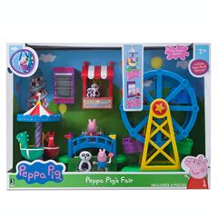 Peppa Pig Playset Feria - Sanborns