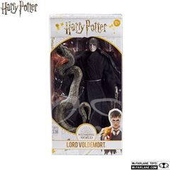 Figura de Acción Lord Voldemort Harry Potter Wizarding World - Sanborns