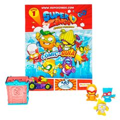 Pack de Inicio Superzings Serie 1 Bandai - Sanborns