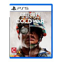 PS5 Call Of Duty Black Ops Cold War - Sanborns