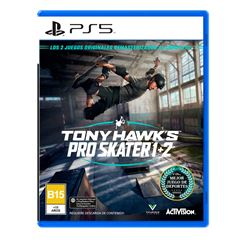 PS5 Tony Hawk's Pro Skater 1+2 - Sanborns