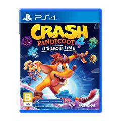 Crash Bandicoot 4 Its About Time PlayStation 4 - Sanborns