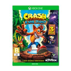 Xbox One Crash Bandicoot Trilogy - Sanborns