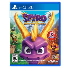 PS4 Spyro Reignited - Sanborns