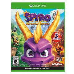 Xbox One Spyro Reignited - Sanborns