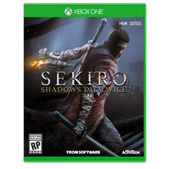 Xbox One Sekiro Shadows Die Twice - Sanborns