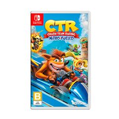 Crash Team Racing Nitro Fueled Nintendo Switch - Sanborns