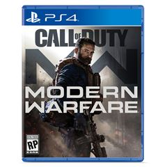 Preventa PS4 Call Of Duty Modern Warfare 19 - Sanborns